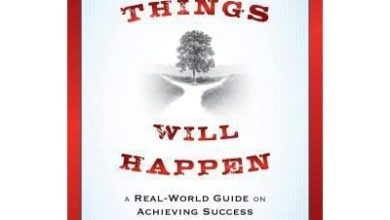 Photo of Amazing Things Will Happen – A Real-World Guide On Achieving Success And Happiness by CC Chapman