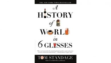 Photo of Book Review: A History of the World in 6 Glasses