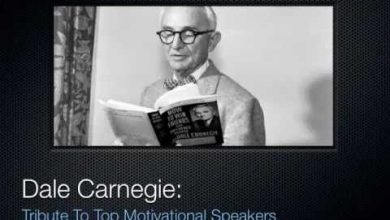 Photo of Dale Carnegie: Tribute to Top Motivational Speakers