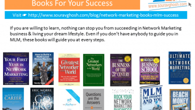 Photo of Good Books on MLM – Some Recommendations For You