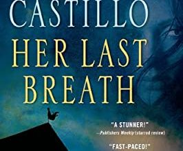 Photo of Her Last Breath by Linda Castillo – Amish Buggy Hit-And-Run Crime Fiction / Mystery Book Review