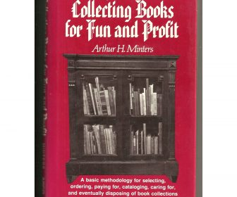 How To Collect Books For Fun OR Profit