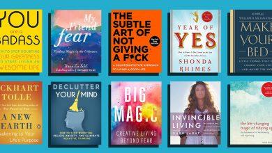 Photo of Motivational Books