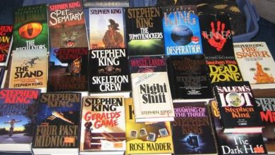 Photo of My Top 5 Stephen King Books