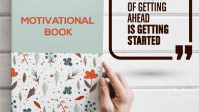 Photo of Reading Motivational Books