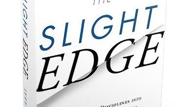 Photo of Review of The Slight Edge by Jeff Olson