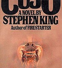 Photo of Stephen King's Cujo