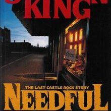 Photo of Stephen King's Needful Things