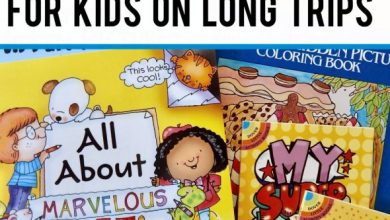 Photo of Top 5 Types of Activity Books For Young Children