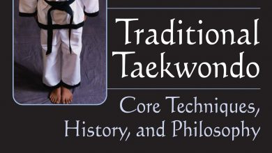 Photo of Traditional Taekwondo – Core Techniques, History, and Philosophy by Doug Cook