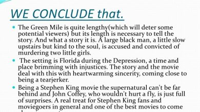 "Photo of A Summary of Stephen King's ""The Green Mile"""