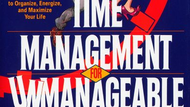 Photo of Book Review – Time Management for Unmanageable People