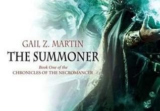 Photo of Fantasy Book Review – The Summoner by Gail Z Martin