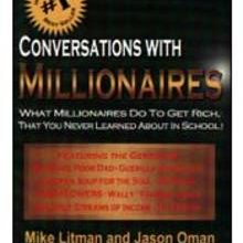 "Photo of Review of ""Conversations with Millionaires"" by Mike Litman"