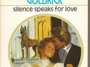 Photo of Silence Speaks for Love by Emma Goldrick (Harlequin Romance)