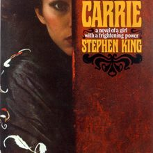 Photo of Stephen King's Carrie