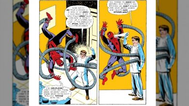 Photo of The Amazing Spiderman Issue Three: The Dastardly Doctor Octopus