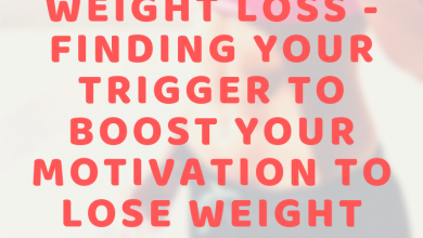 Photo of Weight Loss – Finding Your Trigger To Boost Your Motivation to Lose Weight
