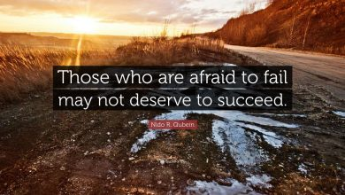 Photo of Why Do Some Fail Who Deserve to Succeed?