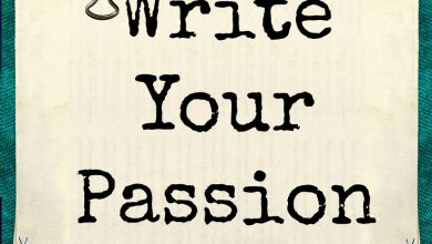 Photo of Write Based On Your Passion