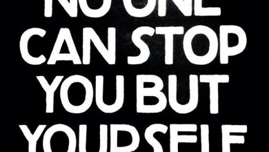 Photo of Motivation: No One Can Stop You!