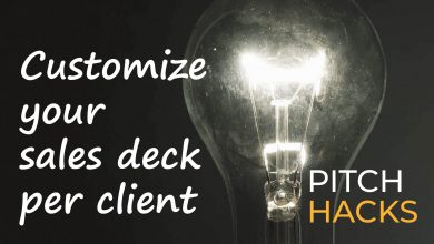Photo of Where's the Light Bulb in Your Sales Pitch?